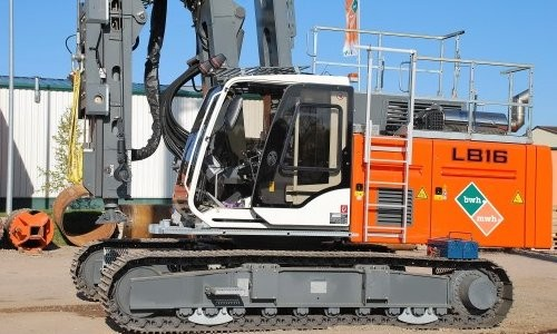 Rigs and tools rental
